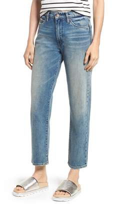 Blank NYC BLANKNYC The Crosby High Waist Straight Leg Jeans