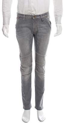 Michael Bastian Ribbed Skinny Jeans w/ Tags
