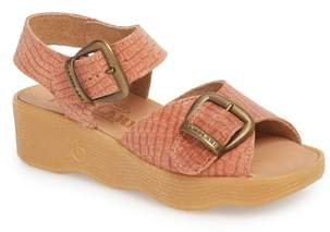Famolare Double Play Platform Sandal