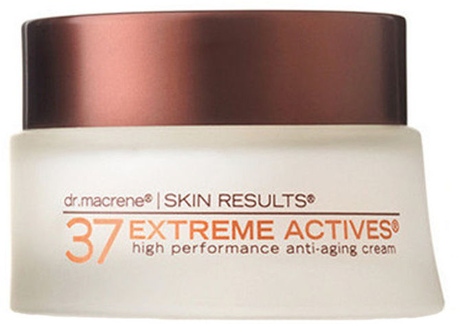 37 Extreme Actives 37 EXTREME ACTIVES High Performance Anti-Aging Cream
