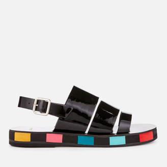 e3f29bb23 Paul Smith Women's Lani Triple Strap Sandals - Black