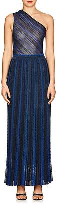 Missoni Women's Striped Mixed-Knit Maxi Dress