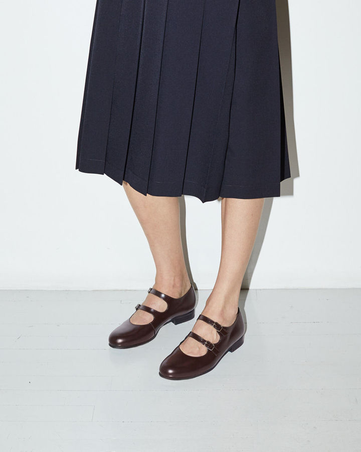 Comme des Garçons Girl Two Strap Mary Jane