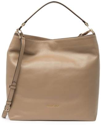 Coccinelle Large Leather Hobo Bag