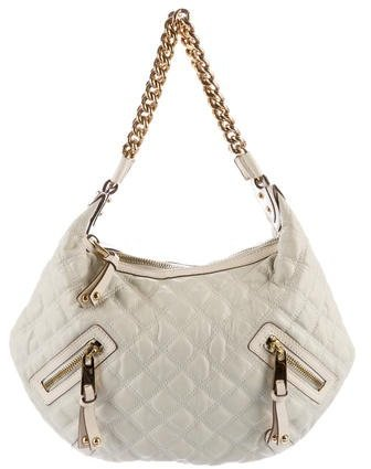 Marc Jacobs Marc Jacobs Quilted Banana Hobo