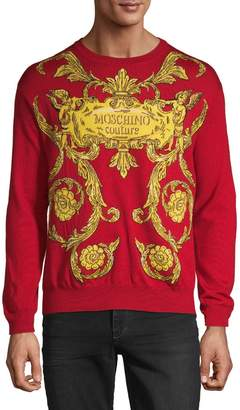 36d6f387809 Moschino Knitwear For Men - ShopStyle Canada