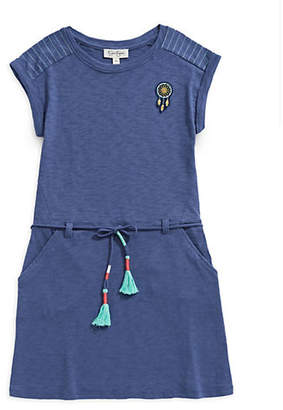 Jessica Simpson Dreamcatcher Patch T-Shirt Dress