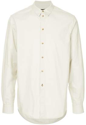 Bassike classic fitted shirt
