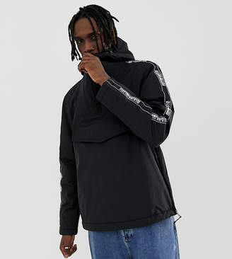 Napapijri Rainforest taped jacket in Black