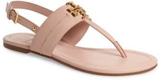 Tory Burch Everly T-Strap Flat Sandal