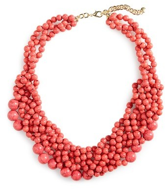 Women's Baublebar 'Bubblestream' Collar Necklace
