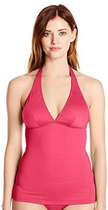 Lark & Ro Women's Tankini Swim Top