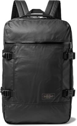 Eastpak Tranzpack Water-Resistant Topped Convertible Bag - Men - Black