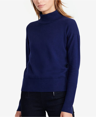 Lauren Ralph Lauren Turtleneck Sweater $89.50 thestylecure.com