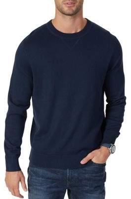 Nautica Classic-Fit Crewneck Sweater