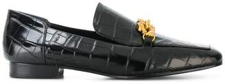 Tory Burch Jessa horse-hardware loafers