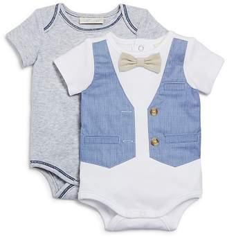 Miniclasix Boys' Bodysuits, Set of 2 - Baby