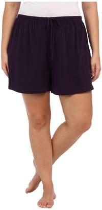 Jockey Cotton Essentials Plus Size Boxer Women's Pajama