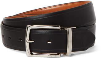 Nautica Black & Tan Reversible Belt