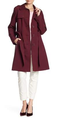 Kate Spade Belted Rain Coat