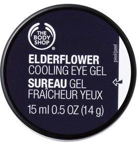 Elderflower Cooling Eye Gel