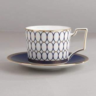 "Wedgwood Renaissance Gold"" Tea Saucer"