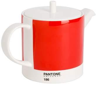 Pantone Teapot, Ketchup Red 185