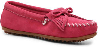 Minnetonka Kilty Moccasin - Women's