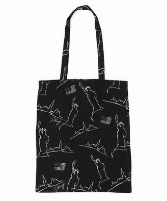 HARDY NOIR 《オンラインストア限定》【PHEENY】 NYC PRINTED TOTE BAG