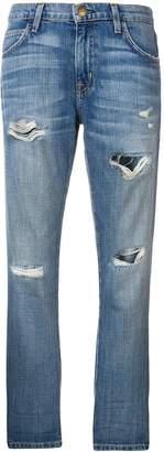 Current/Elliott Superloved destroyed jeans