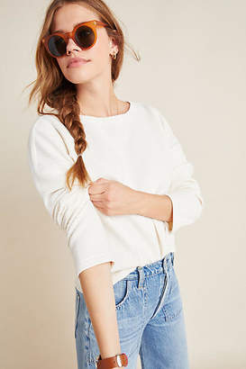 Maeve Chrissy Dolman-Sleeved Sweater