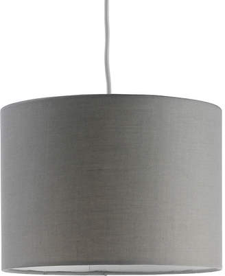 ColourMatch Fabric Light Shade - Flint Grey