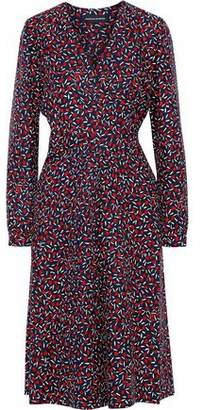 Vanessa Seward Printed Silk Crepe De Chine Dress