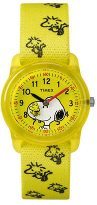 Timex Youth Analog Peanuts Watch