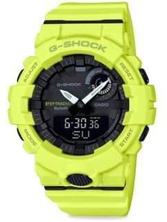 G-Shock Yellow Ana-Digi Watch