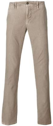Incotex denim chinos