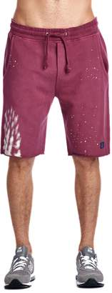 Cult of Individuality Painted Sweatshort