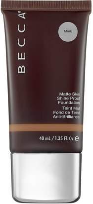 Becca Ever-Matte Shine Proof Foundation - Mink