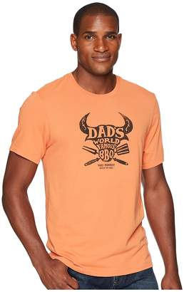 Life is Good Dad's Famous BBQ Smooth Tee Men's T Shirt