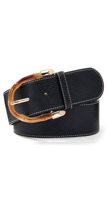 J.Mclaughlin Bamboo Leather Belt