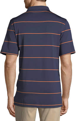 Perry Ellis Callaway Essential UK Striped Jersey Polo