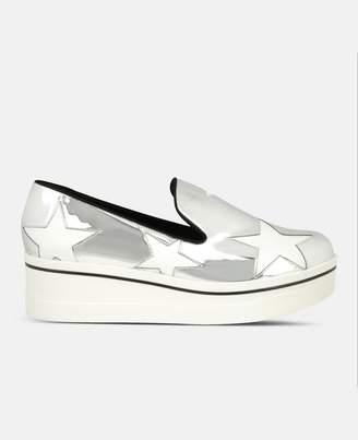 Stella McCartney star binx loafers
