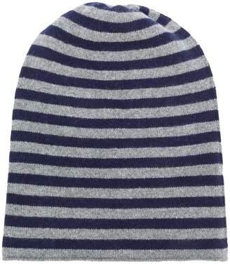 Danielapi horizontal striped beanie