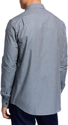 Michael Kors Men's Jules Check Sport Shirt