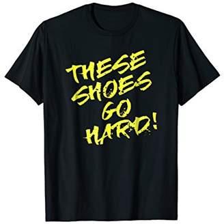 Funny Sneaker Shoe T Shirt Cool Hip Hop Gift Men Women Kids