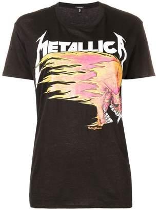 R 13 Metallica T-shirt