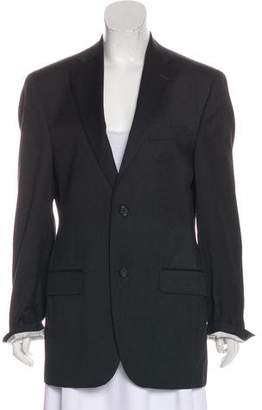 Loro Piana Wool Long Sleeve Blazer