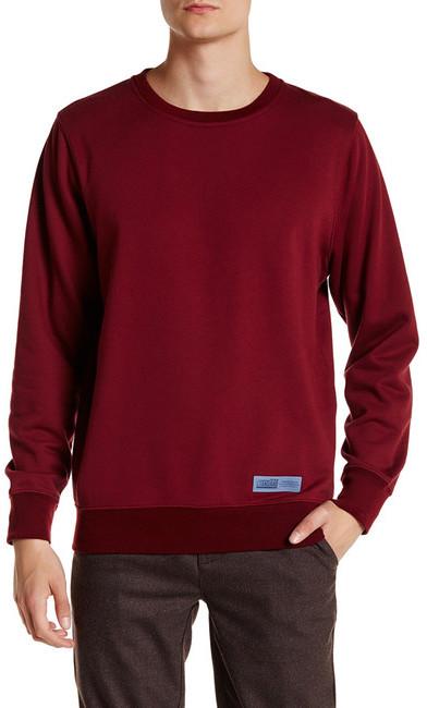 The New Standard Edition Essential Crew Neck Sweatshirt