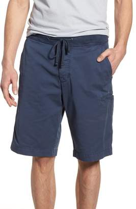 James Perse Surplus Relaxed Fit Shorts