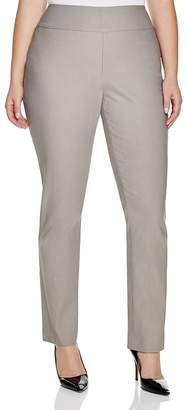 Nic+Zoe Plus Wonderstretch Slim Pants